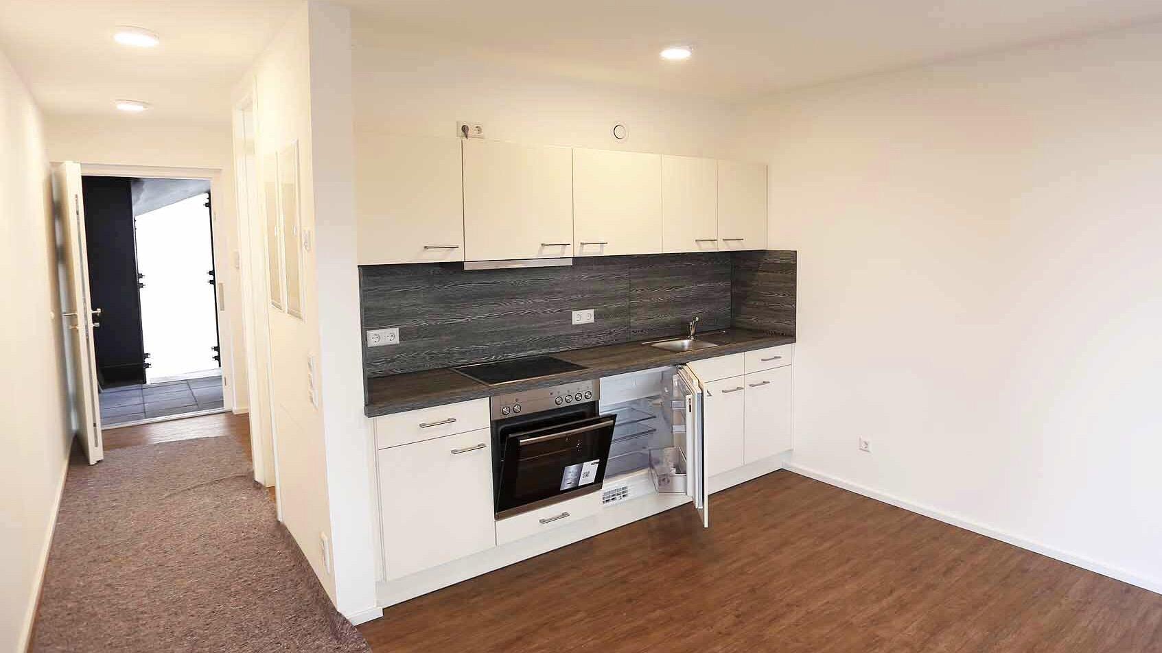 vermietet obj nr 1225 klein und fein neubau. Black Bedroom Furniture Sets. Home Design Ideas